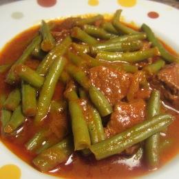 Loobia Sabz (Green Beans)
