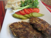 Kotlet (Meat and Potato Patty)