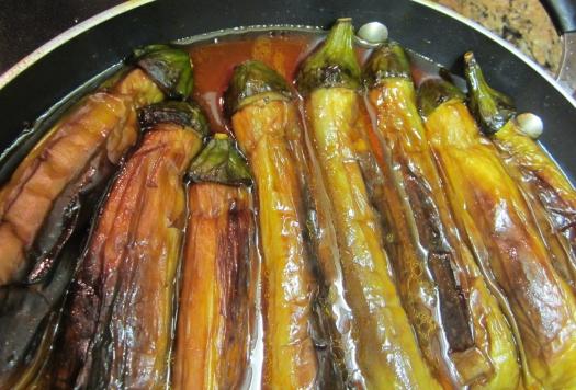 Bademjan (Eggplant)