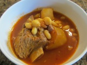Abgoosht (Beans and Potato Soup)