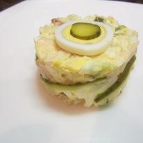Salad Olivieh (Potato Salad)