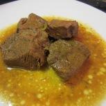 Goosth (Braised Beef)