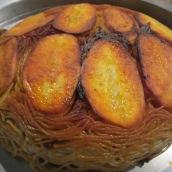 Potato tadigh (crust)