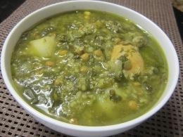 Ash Shalgham (Turnip Soup)