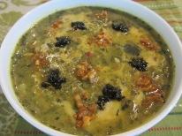 Ash Jo (Barley Soup)
