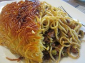 Persian Macaroni (Persian Spaghetti)