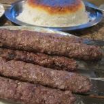 Kabab Koobideh (Persian Kabab)