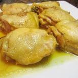 Morgh Sadeh (Braised Chicken)