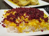 Zereshk Polo (Barberry Rice)