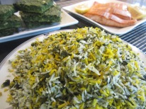 Sabzi Polo (Herb Rice)