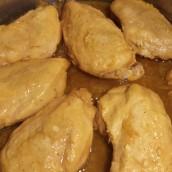 Brasied Chicken Breasts