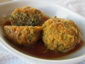 Koofteh Berenji (Rice Meatballs)