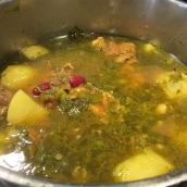 Taste and adjust the seasoning before serving.