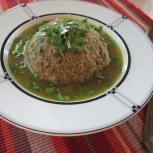 Bozbash (Herbs Abgoosht )