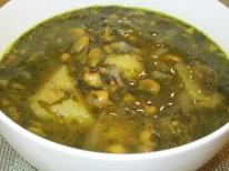 Vegetarian Abgoosht Bozbash