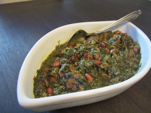 Ghormeh Sabzi for Two