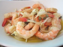 Marinated Shrimp