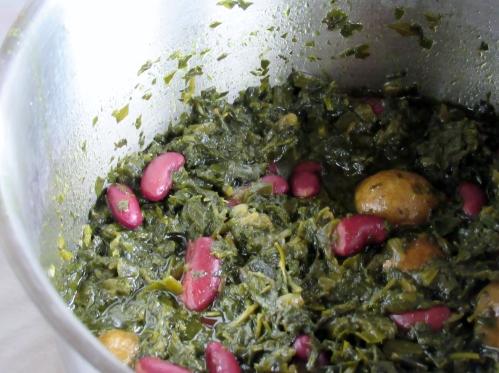 Vegetarian Ghormeh Sabzi (7)