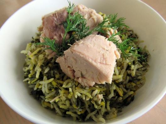 Tuna Rice Bowl 108