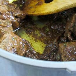Pressure Cooker Khoresht Karafs (4)