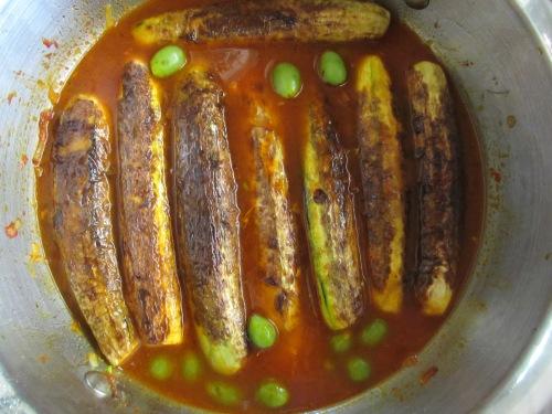 Vegetarian Zucchini Khoresht 069