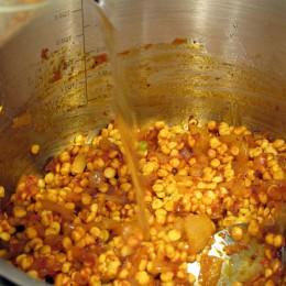 Mastering Persian Cooking - Vegetarian Gheymeh (5)