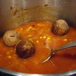 Mastering Persian Cooking - Vegetarian Gheymeh (6)