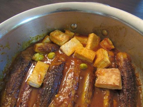 Vegetarian Zucchini Khoresht