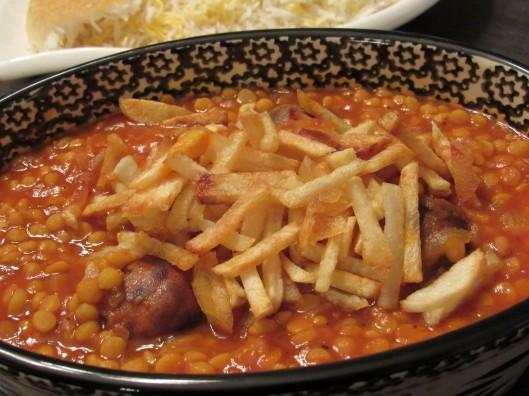 Mastering Persian Cooking - Vegetarian Gheymeh (13)