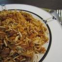 Vegan Kalam Polo (Cabbage Rice)