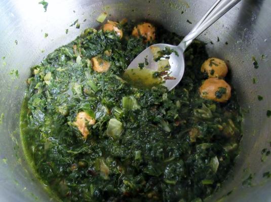 Vegetarian Ghormeh Sabzi (6)