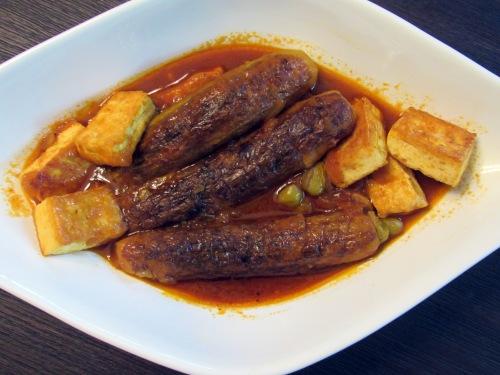Vegetarian Khoresht Kadoo (Zucchini Stew)